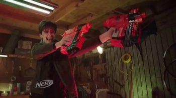 Nerf Zombie Strike Nailbiter TV Spot, 'Fast-Firing'