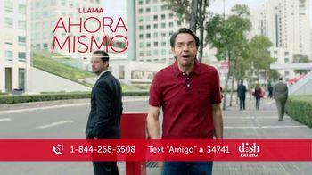 DishLATINO TV Spot, 'Recomienda a un amigo' con Eugenio Derbez, canción de Periko & Jessi Leon [Spanish] - Thumbnail 6