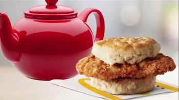 McDonald's $1 $2 $3 Menu TV Spot, 'Buttermilk Chicken Biscuit: Simple' - Thumbnail 1