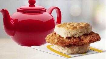McDonald's $1 $2 $3 Menu TV Spot, 'Buttermilk Chicken Biscuit: Simple' - Thumbnail 2