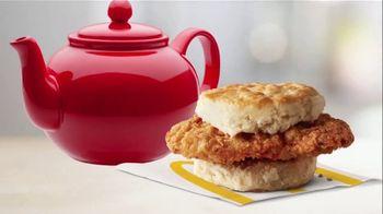 McDonald's $1 $2 $3 Menu TV Spot, 'Buttermilk Chicken Biscuit: Simple' - Thumbnail 3