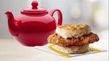 McDonald's $1 $2 $3 Menu TV Spot, 'Buttermilk Chicken Biscuit: Simple' - Thumbnail 4