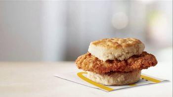 McDonald's $1 $2 $3 Menu TV Spot, 'Buttermilk Chicken Biscuit: Simple' - Thumbnail 5
