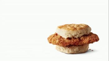 McDonald's $1 $2 $3 Menu TV Spot, 'Buttermilk Chicken Biscuit: Simple' - Thumbnail 7