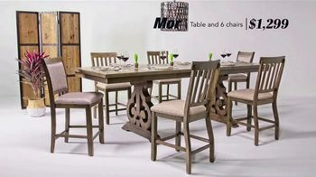 Mor Furniture TV Spot, 'Double the Difference: Style, Comfort and Value' - Thumbnail 6