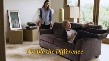 Mor Furniture TV Spot, 'Double the Difference: Style, Comfort and Value' - Thumbnail 8