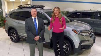 2019 Honda Pilot TV Spot, 'Redesigned' [T2] - Thumbnail 1