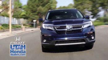 2019 Honda Pilot TV Spot, 'Redesigned' [T2] - Thumbnail 3