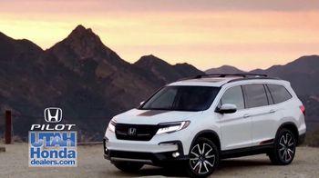 2019 Honda Pilot TV Spot, 'Redesigned' [T2] - Thumbnail 7