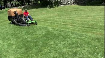DR Power Equipment Leaf and Lawn Vacuum TV Spot, 'All Four Seasons'