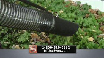 DR Power Equipment Leaf and Lawn Vacuum TV Spot, 'All Four Seasons' - Thumbnail 3