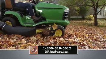 DR Power Equipment Leaf and Lawn Vacuum TV Spot, 'All Four Seasons' - Thumbnail 4