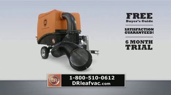 DR Power Equipment Leaf and Lawn Vacuum TV Spot, 'All Four Seasons' - Thumbnail 9