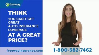 Freeway Insurance TV Spot, 'Think Again' - Thumbnail 2