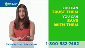 Freeway Insurance TV Spot, 'Think Again' - Thumbnail 6