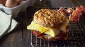 Bojangles' Bacon Egg & Cheese Biscuit TV Spot, 'No Better'