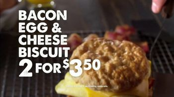 Bojangles' Bacon Egg & Cheese Biscuit TV Spot, 'No Better' - Thumbnail 8
