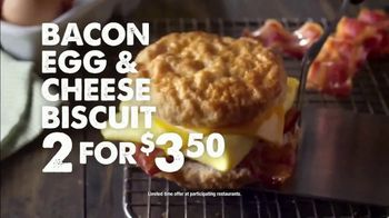 Bojangles' Bacon Egg & Cheese Biscuit TV Spot, 'No Better' - Thumbnail 9