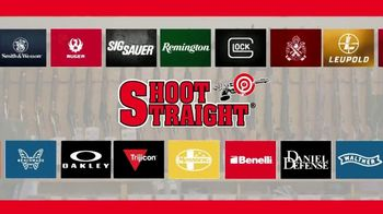 Shoot Straight TV Spot, 'Your Favorite Brands: Stoeger Air Rifle' - Thumbnail 1