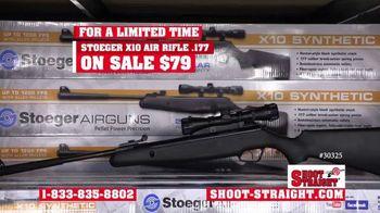 Shoot Straight TV Spot, 'Your Favorite Brands: Stoeger Air Rifle' - Thumbnail 3