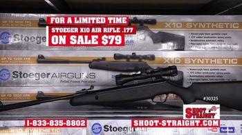 Shoot Straight TV Spot, 'Your Favorite Brands: Stoeger Air Rifle' - Thumbnail 4