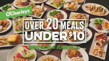 O'Charley's 20 Meals Under $10 TV Spot, 'Home' - Thumbnail 7