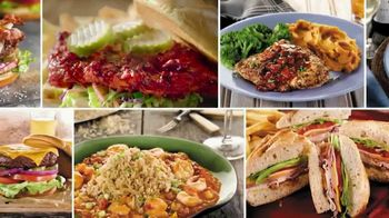 O'Charley's 20 Meals Under $10 TV Spot, 'Home' - Thumbnail 4