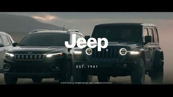 2019 Jeep Compass TV Spot, 'Legends' Song by The Kills [T2] - Thumbnail 4