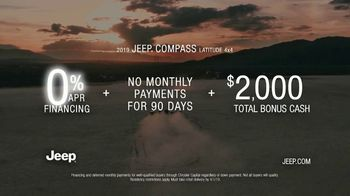 2019 Jeep Compass TV Spot, 'Legends' Song by The Kills [T2] - Thumbnail 5