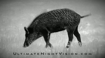 Ultimate Night Vision TV Spot, 'Next Level Night Hunting' - Thumbnail 5