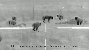 Ultimate Night Vision TV Spot, 'Next Level Night Hunting' - Thumbnail 7