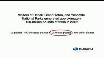 Subaru TV Spot, 'Recycling Tip: National Parks' [T1] - Thumbnail 1