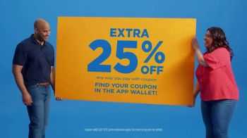 JCPenney Friends & Family Sale TV Spot, 'St. John's Bay and Sheets' - Thumbnail 5