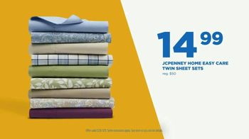 JCPenney Friends & Family Sale TV Spot, 'St. John's Bay and Sheets' - Thumbnail 9