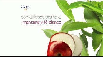 Dove Go Fresh TV Spot, 'Manzana y té blanco' [Spanish] - Thumbnail 4