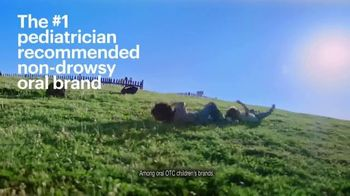 Children's Claritin Chewables TV Spot, 'Grassy Hill' - Thumbnail 4