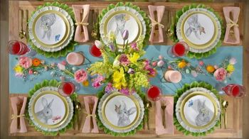 Pier 1 Imports Easter Dining Event TV Spot, 'Easter is Blooming' - Thumbnail 6