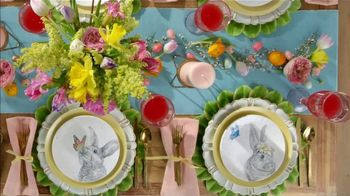 Pier 1 Imports Easter Dining Event TV Spot, 'Easter is Blooming' - Thumbnail 8