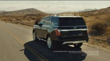 2019 Ford Escape TV Spot, 'Talking About 2018' [T2] - 1 commercial airings