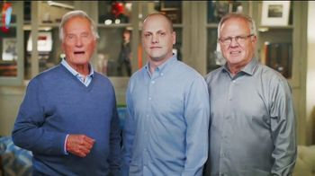 Relief Factor Quickstart TV Spot, 'Pain: Joe' Featuring Pat Boone - Thumbnail 1