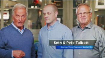 Relief Factor Quickstart TV Spot, 'Pain: Joe' Featuring Pat Boone