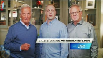 Relief Factor Quickstart TV Spot, 'Pain: Joe' Featuring Pat Boone - Thumbnail 9