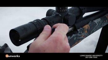 Gunwerks TV Spot, 'Long Range University' - Thumbnail 3