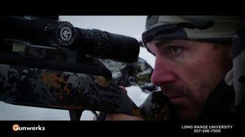 Gunwerks TV Spot, 'Long Range University' - Thumbnail 4