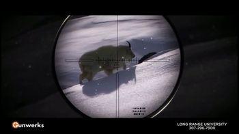 Gunwerks TV Spot, 'Long Range University' - Thumbnail 5