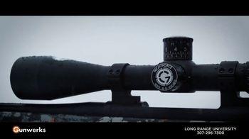 Gunwerks TV Spot, 'Long Range University' - Thumbnail 6