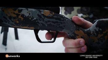 Gunwerks TV Spot, 'Long Range University' - Thumbnail 8