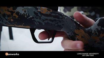 Gunwerks TV Spot, 'Long Range University' - Thumbnail 9