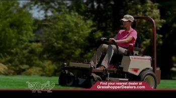 Grasshopper Mowers TV Spot, 'True Zero Turn' - Thumbnail 1