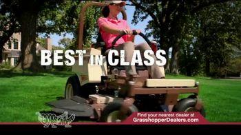 Grasshopper Mowers TV Spot, 'True Zero Turn' - Thumbnail 2